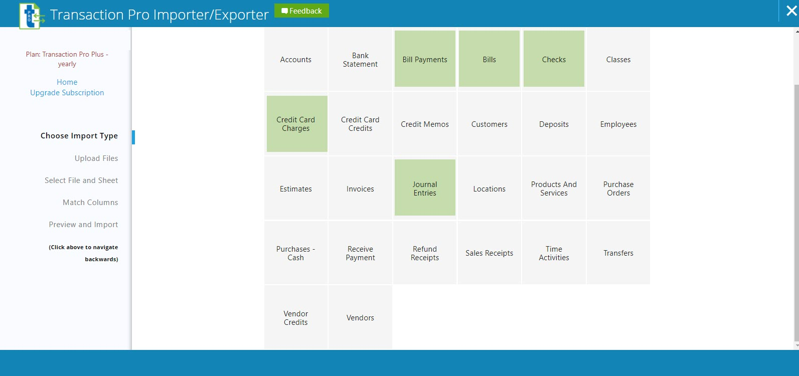 How To Import Bank Transactions Into Quickbooks Online
